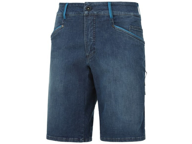 Wild Country Session Denim Shorts Herren light blue jeans